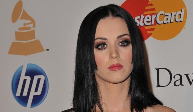 Katy Perry triste-