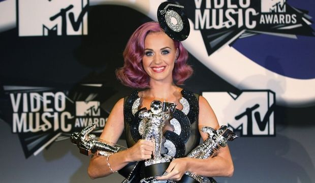 Katy Perry Video Music Awards 2011-