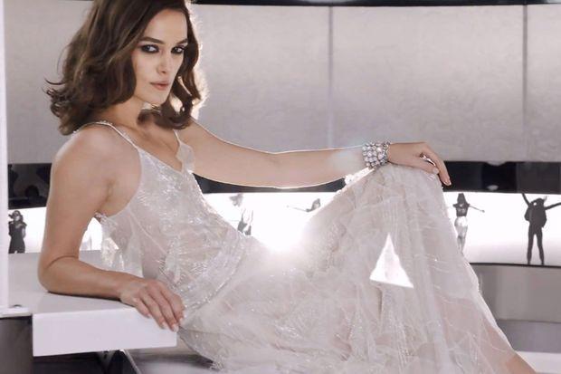 Keira Knightley sublime en égérie Coco Mademoiselle