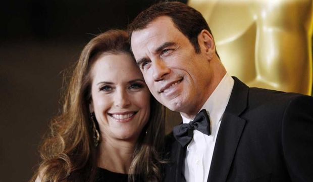 Kelly Preston et John Travolta-