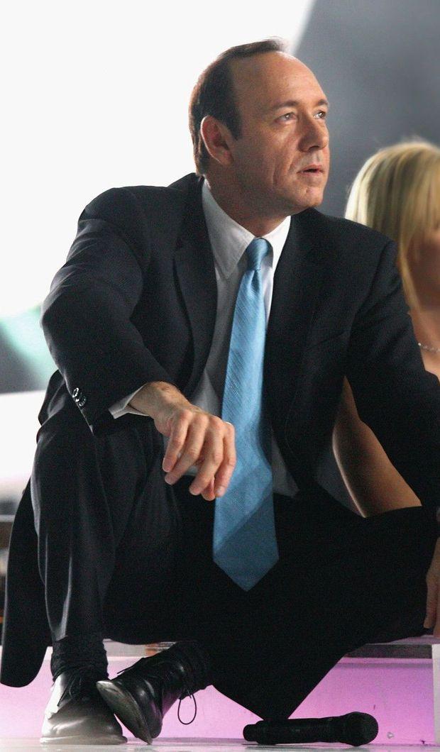 Kevin Spacey, accusé par Ari Behn de l'avoir agressé sexuellement lors d'un concert, en 2007.