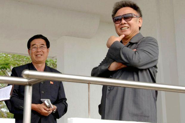 Kim Jong-il, en 2007.
