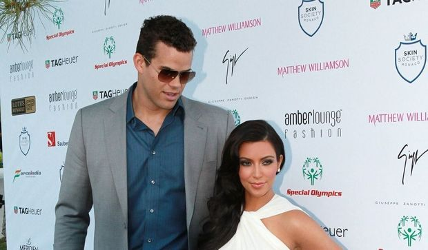 Kim Kardashian Kris Humphries-