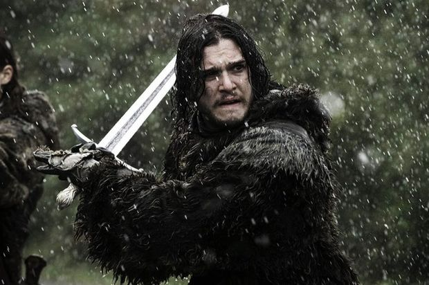 Kit Harington est Jon Snow dans « Game of Thrones ».