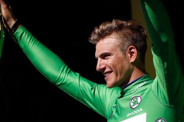 Marcel Kittel est le nouveau maillot vert du Tour