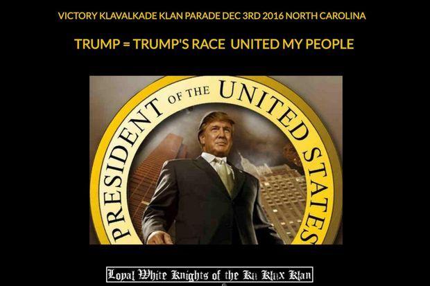 KKK-Trump