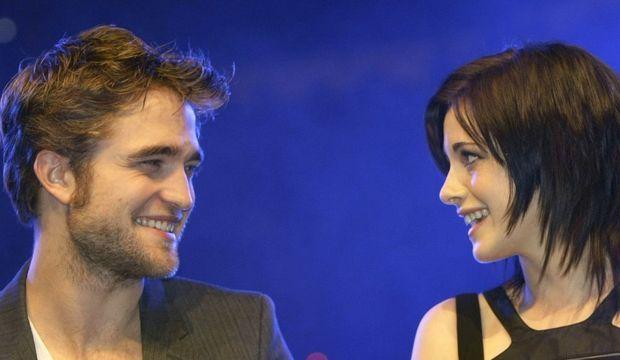 Kristen Stewart Robert Pattinson-
