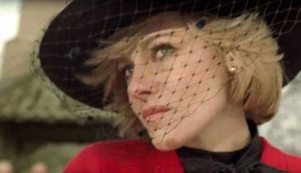 "Kristen Stewart est Lady Di dans ""Spencer"""