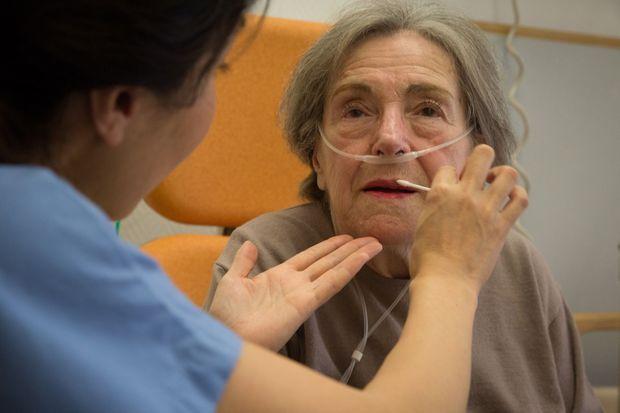 Rester femme malgré la maladie.