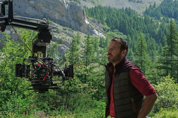 Cet été, l'acteur a tourné la saison 6 d'« Alex Hugo ». La série réunit près de 5 millions de téléspectateurs.