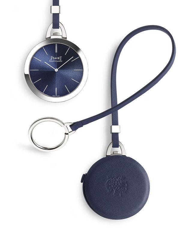 L'Altiplano devient une montre de poche