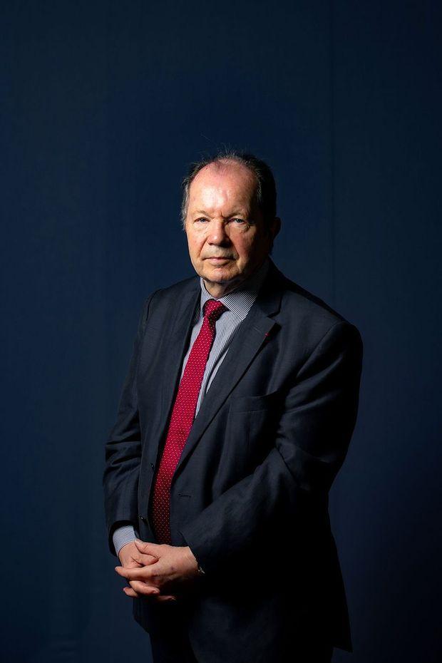 L'ancien magistrat Philippe Bilger en septembre dernier.