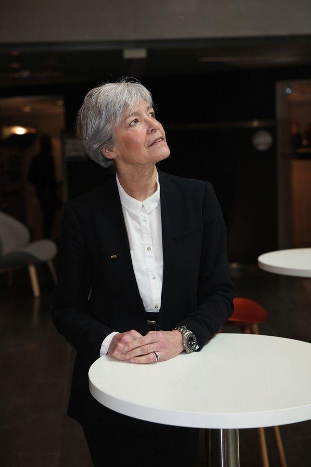 L'ancienne présidente d'Universcience est aujourd'hui conseillère auprès du directeur général de l'Agence spatiale européenne (ESA)