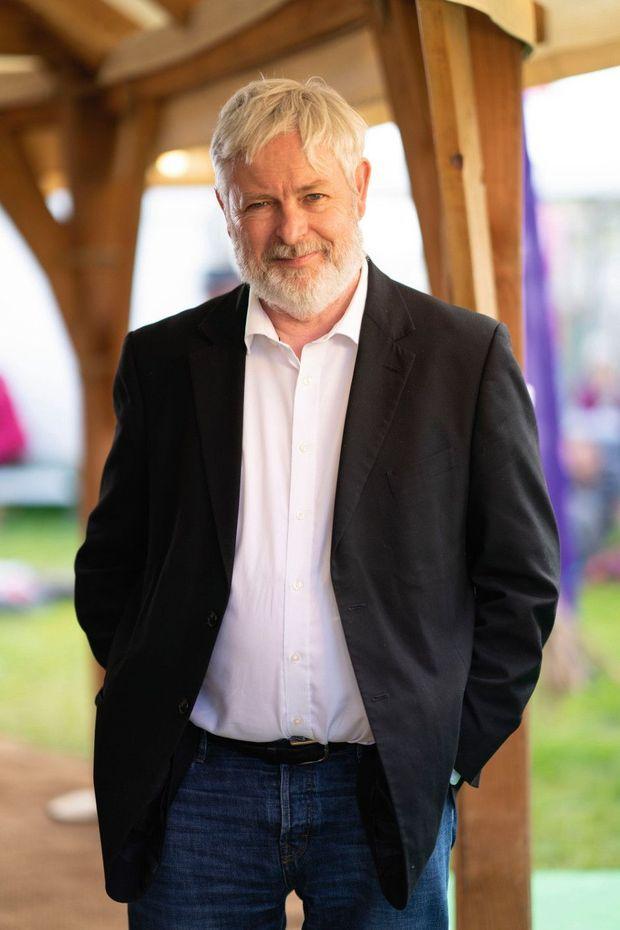 L'écrivain Jonathan Coe, auteur du « Coeur de l'Angleterre », un best-seller sur la comédie du Brexit devenue une tragédie.