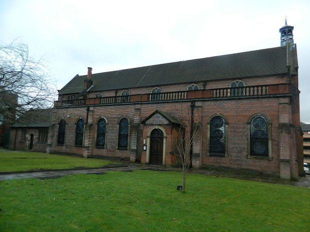 L'église de St Mary-in-the-Baum