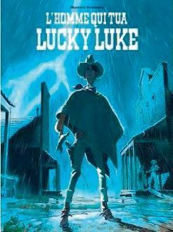 « L'homme qui tua Lucky Luke », éd. Dargaud, 14,99 euros.
