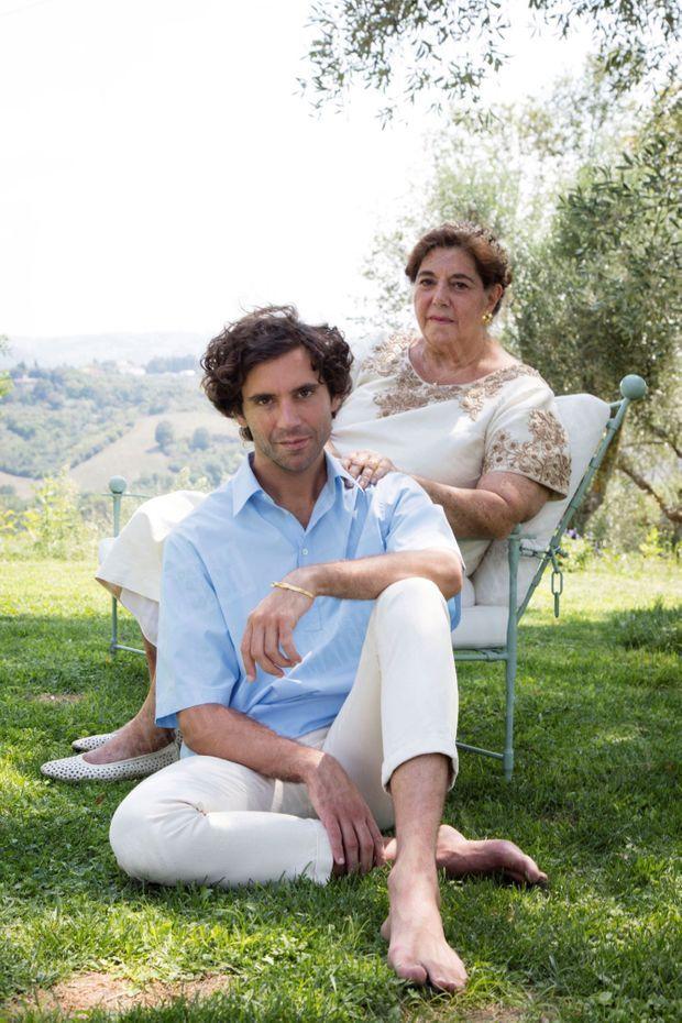 """""""L'obsession de ma mère : que je sois le meilleur. Elle a toujours peur que d'autres me tirent vers le bas"""""""