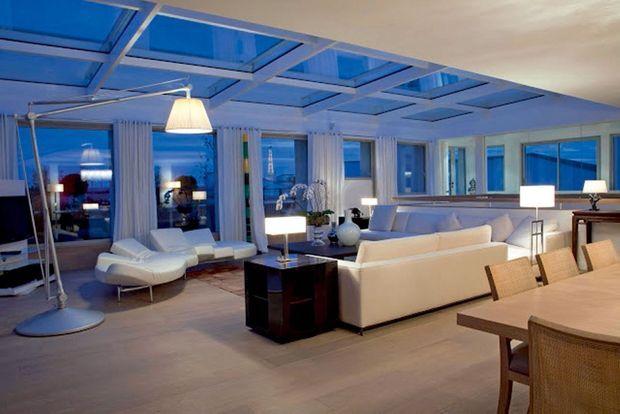L'une des suites VIP de l'hôtel de Pourtalès