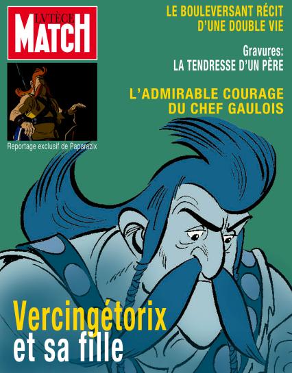 """Une couverture """"collector"""" de Paris Match imaginée par les créateurs"""