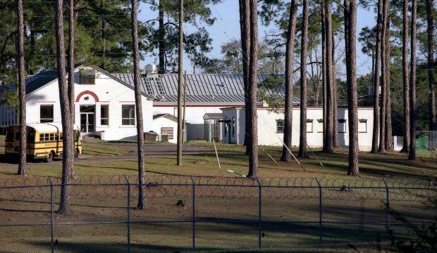 La Dozier School, en 2008.