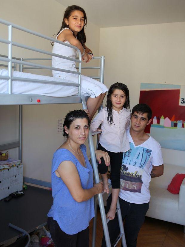 La famille de Iordana
