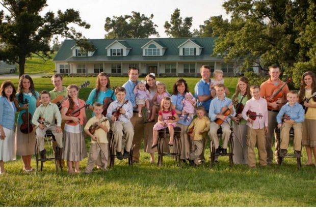 La famille Duggar