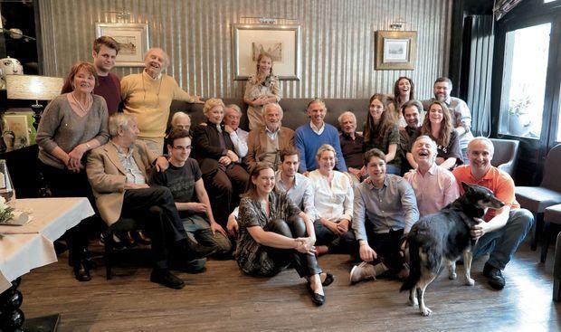 La grande famille de Jean-Paul Belmondo