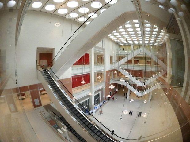 La hall central