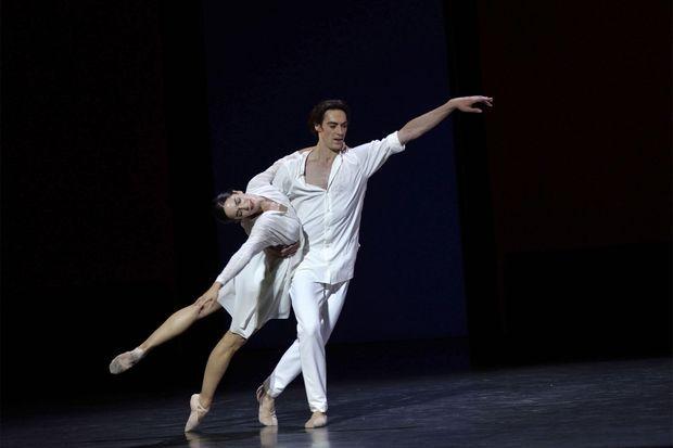 """""""La Nuit s'achève"""" mis en scène par Benjamin Millepied"""