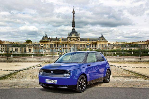 La première Honda 100 % électrique