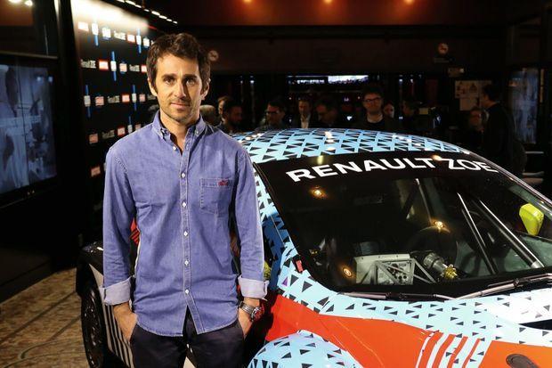 La Renault Zoe pilotée par Jean-Baptiste Dubourg et Nicolas Prost (ci-dessous) figure parmi les favorites de ce 31e Trophée Andros.
