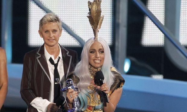 Lady GaGa aux MTV vidéo Music awards-