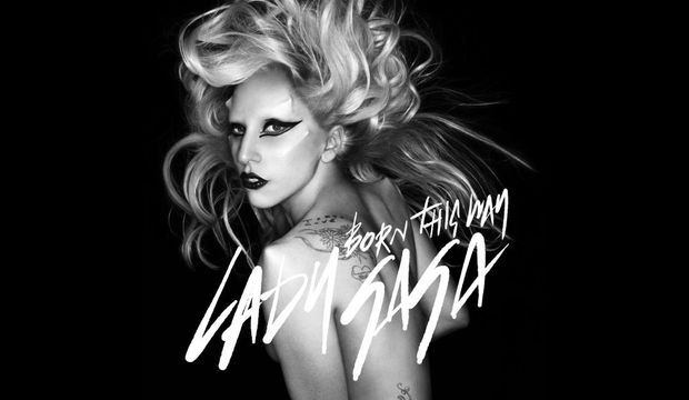 Lady GaGa Born this way-