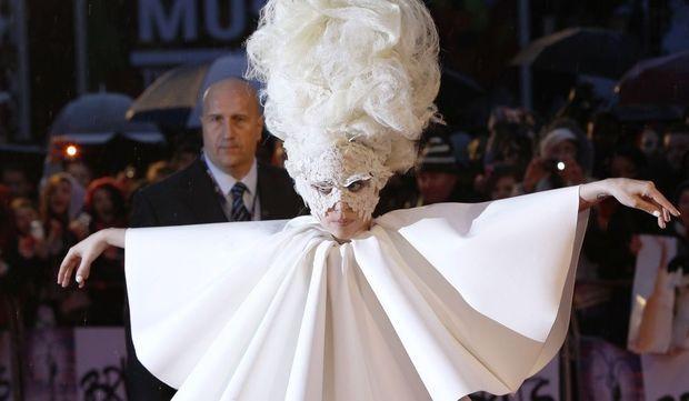 Lady GaGa Mugler-