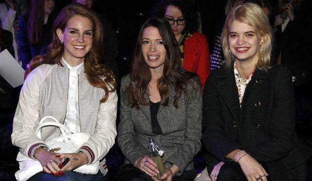Lana Del Rey Pixie Geldorf Rebecca Hall-