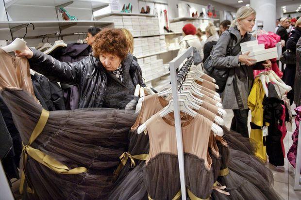 La collection Lanvin pour H&M s'était arrachée en boutiques.