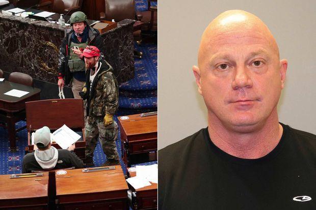 Larry Rendell Brock, vétéran de l'armée, a été identifié par son ex-femme.