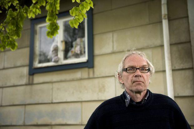 Lars Vilks, le caricaturiste suédois qui participait au débat.