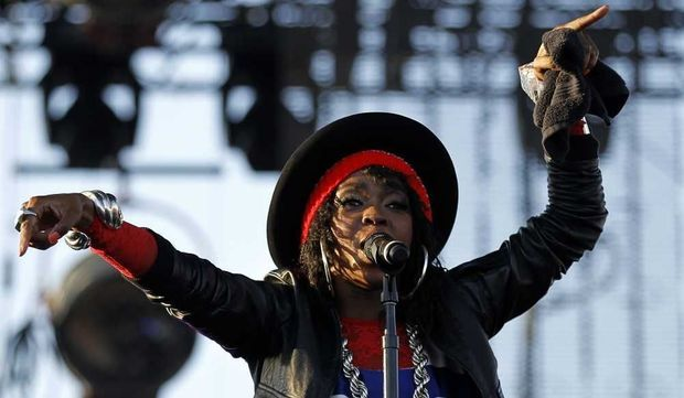 Lauryn Hill-