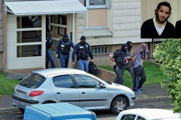 Le 14 juin, arrestation de Charaf-Din Aberouz