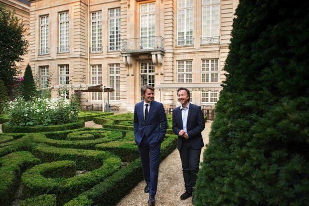 Le 17 octobre, au musée de la Chasse et de la Nature à Paris.