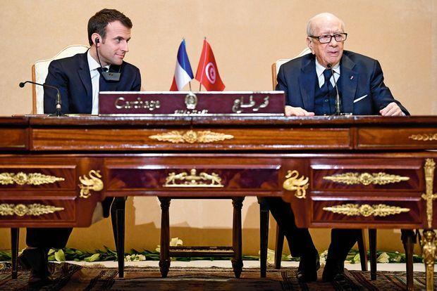Le 31 janvier à Tunis, conférence de presse commune avec le président Béji Caïd Essebsi