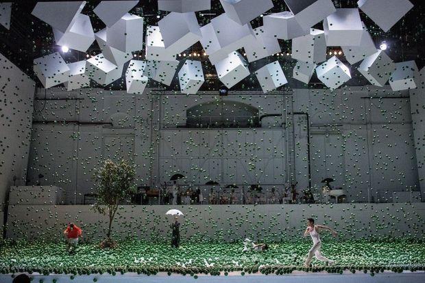Le Ballet de l'Opéra de Paris, un trait d'union entre classique et contemporain.