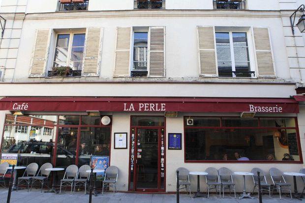 Le café La Perle