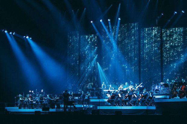 Le concert de Hans Zimmer est de retour en France.