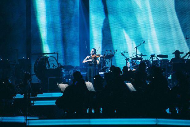 Le concert de Hans Zimmer était de passe à Lyon cette semaine.