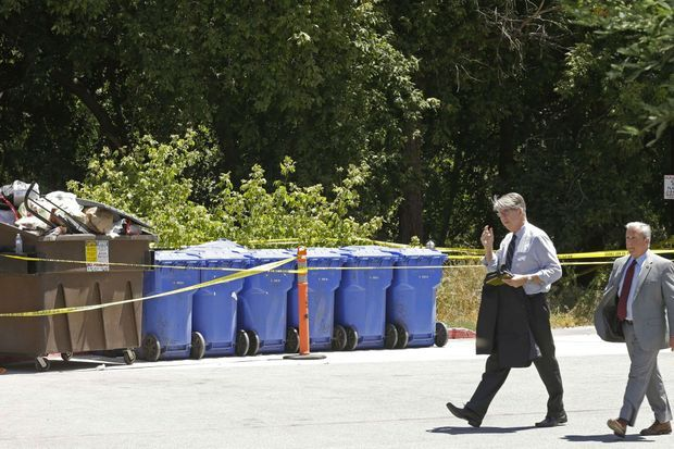Le corps de Madyson a été retrouvé dans une poubelle