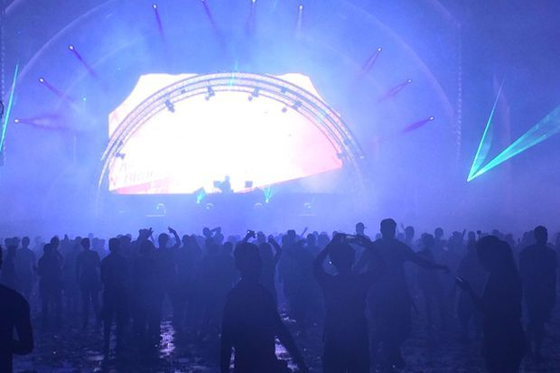 Une sacrée ambiance à Tomorrowland
