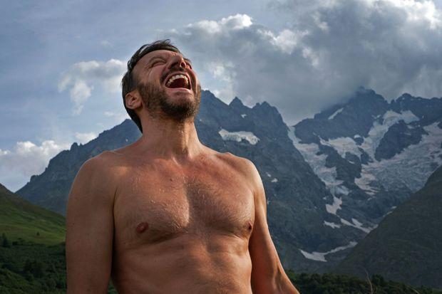 Le goût des grands espaces. Elevé au bord de la mer, Samuel est tombé amoureux de la montagne.