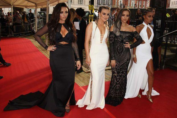 Le groupe féminin Little Mix